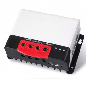 Regulador De Carga Solar MPPT 12/24V 50A