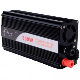 Inversor de onda pura Efitron 12V/300W. (600 W pico)