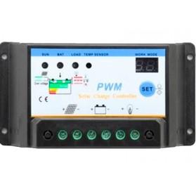 Regulador de carga PWM 12/24V.10A. S10I