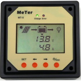 Display para regulador EpSolar TRACER. MT-5.