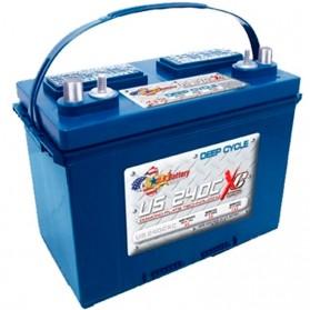 Baterías US Battery US 24 DC XC2 de 12V/94 Ah en C100