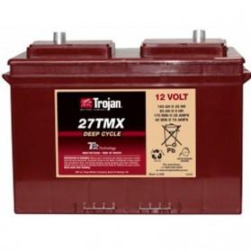 Batería Trojan 12V 117Ah (C100) 27TMX