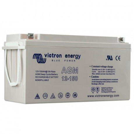 Bateria Victron AGM 12V 165Aah C20