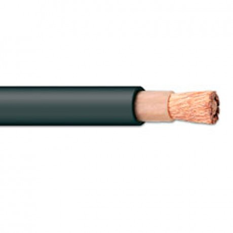 Cable flexible negro 1x4mm2 RV-K 0,6/1 kV
