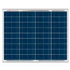 Placa solar fotovoltaica policristalina 12V/50 Wp SCL-50P.