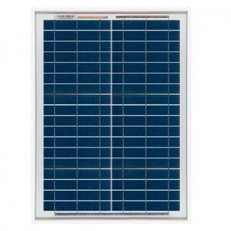 Placa solar fotovoltaica policristalina 12V/20 Wp SCL-20P.