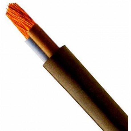 Manguera flexible 2x6mm2 RV-K 0,6/1 kV