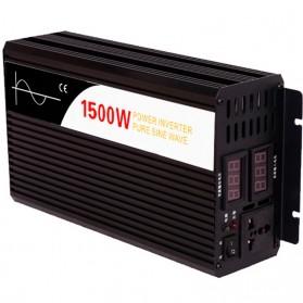 Inversor de onda pura Efitron 12V/1500W. (3000 W pico)