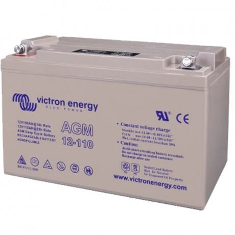 Bateria Victron AGM 12V 110Aah C20