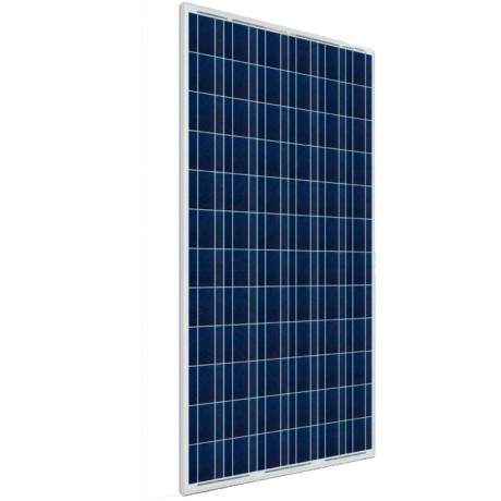 Panel solar de 24V/190 Wp policristalina de 72 células