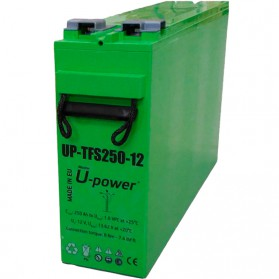 Bateria FTS250 AGM ciclo profundo 250Ah U-Power