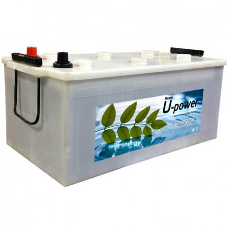 Bateria Solar monoblock UP-SPO250 12V 250Ah (C100)