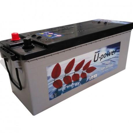 Batería Monoblock 12V 160Ah C100 AGM UP-SP160