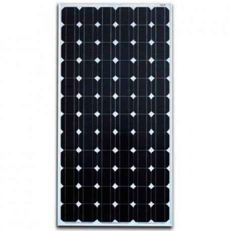 Panel solar de 24V/190 Wp monocristalina de 72 células