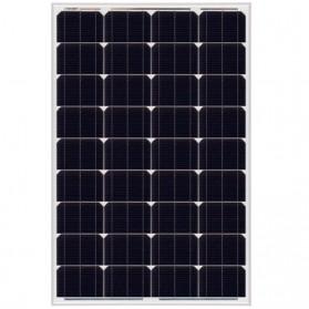 Placa solar fotovoltaica monocristalina 12V/100 Wp TechnoSun.