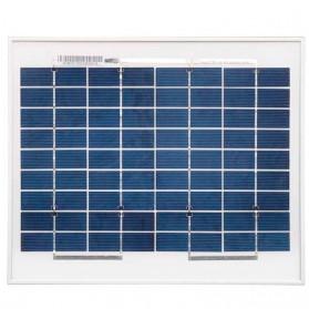 Placa solar fotovoltaica policristalina 12V/10 Wp SCL-10P.