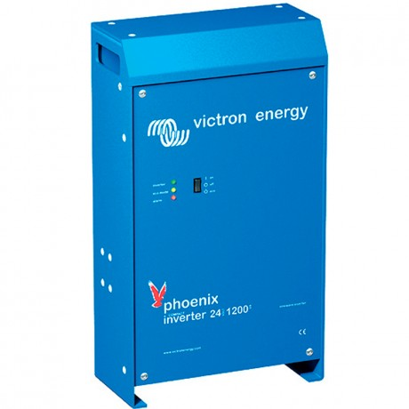 Inversor Victron Phoenix C24/1200 (24V/1000W)