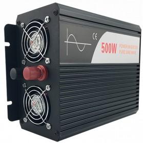 Inversor de onda pura Efitron 12V/500W. (1000 W pico)