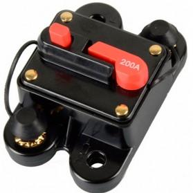 Interruptor automático rearmable de continua de 60-300A