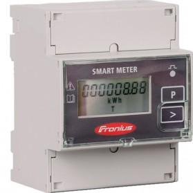 Inyección cero trifásico de Froniuis Primo. Smart-Meter 63A