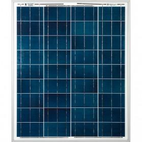 Placa solar fotovoltaica policristalina 12V/50 Wp Munchen MSP50AS-18