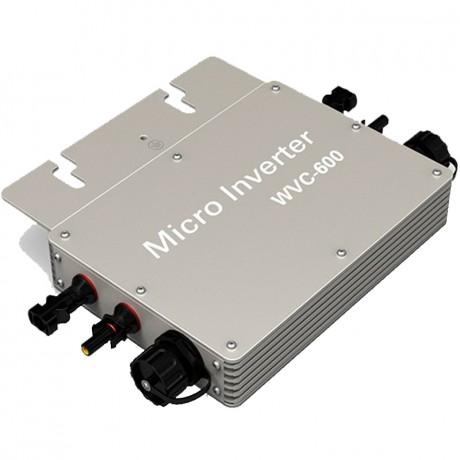 Microinversor conexión a red 600W
