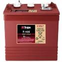 Batería Monoblock Trojan T105 de 6V/250 Ah en C100 (225 Ah en C20)