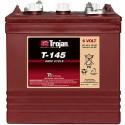 Batería Monoblock Trojan T145 de 6V/287 Ah en C100 (260 Ah en C20)