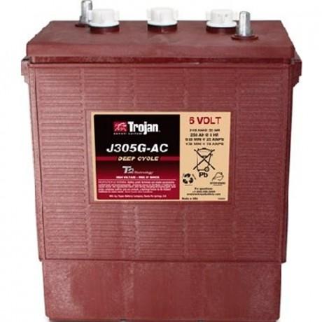 Batería Monoblock Trojan J305G-AC de 6V/350 Ah en C100 (315 Ah en C20)