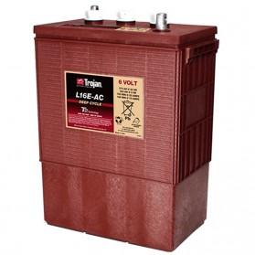 Batería Monoblock Trojan L16E-AC de 6V/411 Ah en C100 (370 Ah en C20)