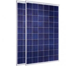 Kit de DOS placas solares fotovoltaicas policristalina 550 Wp (2x275 Wp) (60 células) Amerisolar