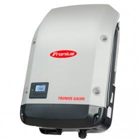 Inversor de conexión a red monofásico de 2.5 kW. Fronius Galvo Light 2.5-1