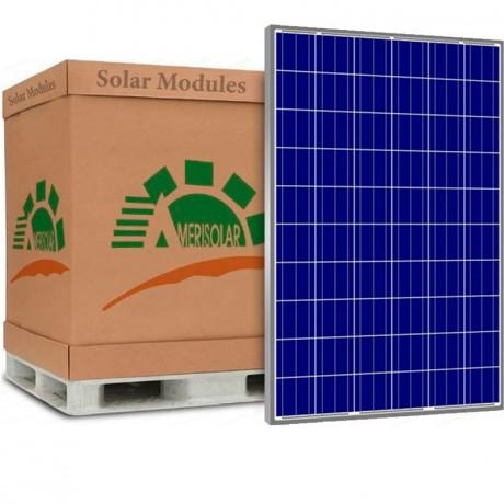 Palete de 26 placas solares fotovoltaicas policristalina 7150 Wp (26x275 Wp) (60 células) Amerisolar