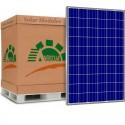 Palete de 30 placas solares fotovoltaicas policristalina 8250 Wp (30x275 Wp) (60 células) Amerisolar