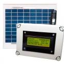 Detector de radiación autónomo para bombeo solar