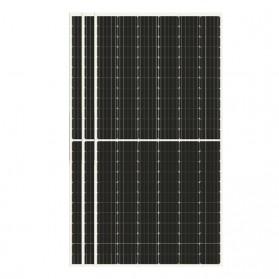 Kit de TRES paneles solares de 24V/440 Wp monocristalina de 144 células. Kaseel