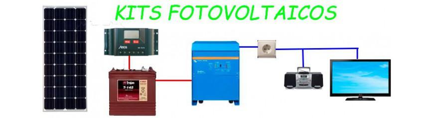 Kits Solar Aislada con Baterías