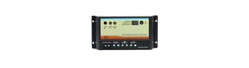 Reguladores Solares DUALES