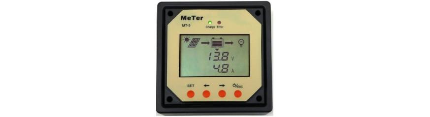 Accesorios Reguladores Solares