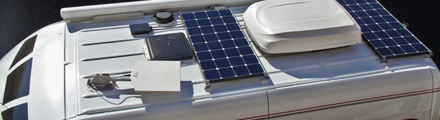 Kits Solar Caravanas