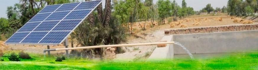 Kits Bombeo Solar para Pozos