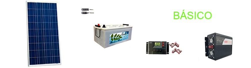 Kits con baterías básico