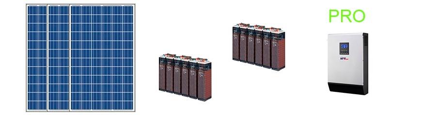 Kits con baterías Pro